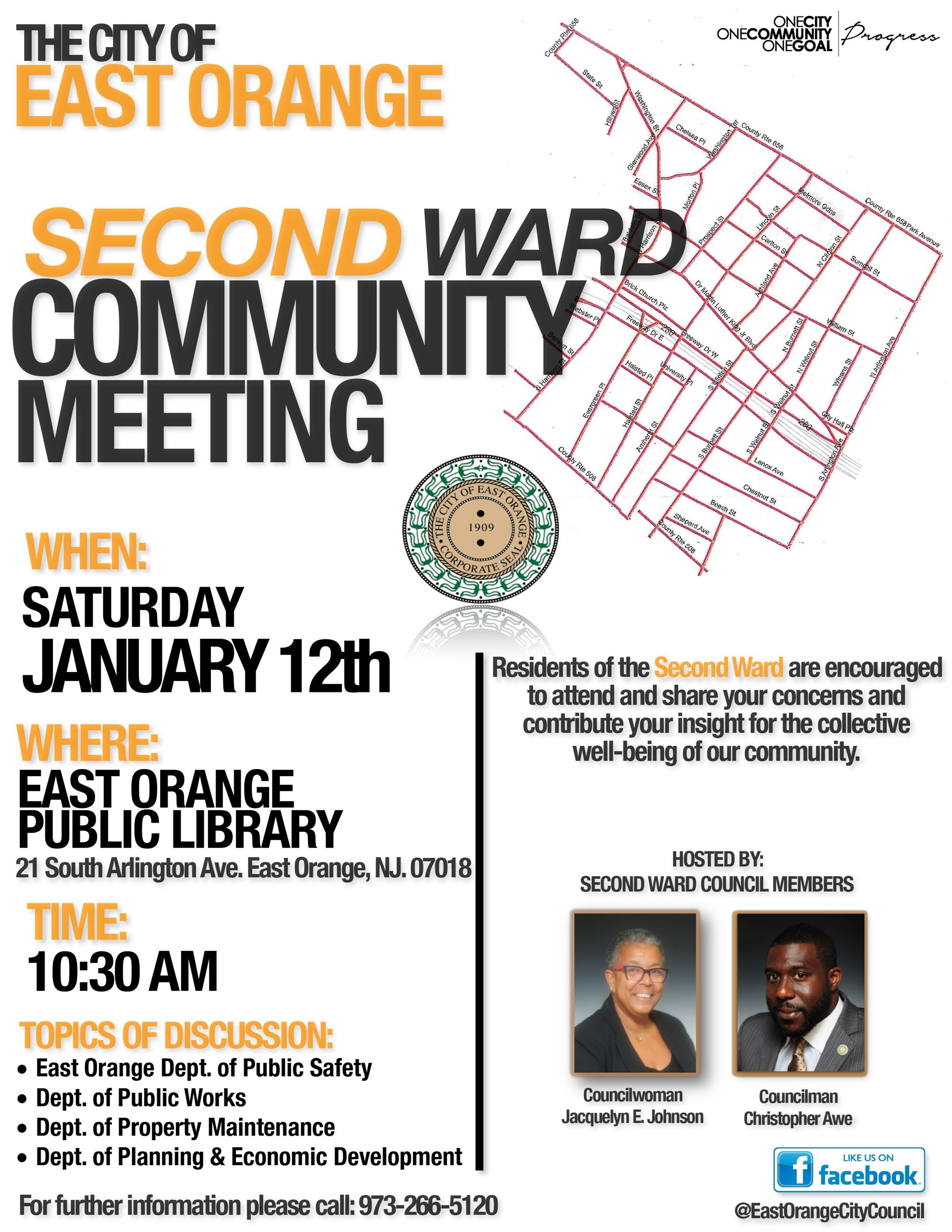 2nd ward community meeting