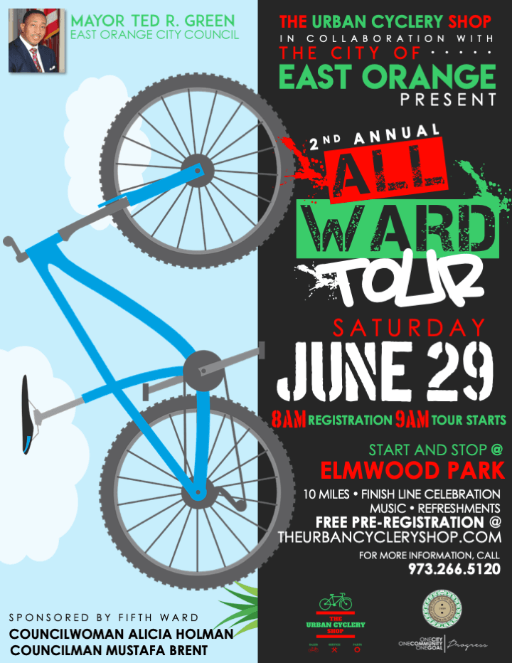 ALL WARD BIKE TOUR