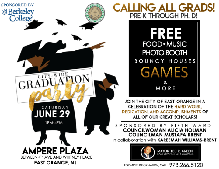Citywide Graduation Party