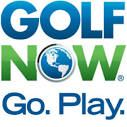 Golf Now. Go Play. Logo